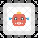 Robot CPU Board Icon