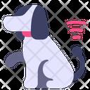 Robot Dog Icon