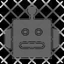 Robot Machine Technology Icon