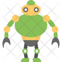 Robot Frog Icon