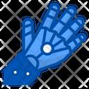 Ai Bots Hand Icon