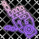 Irobot Hand Robot Hand Robot Icon