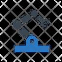 Auto Manufacture Robots Icon