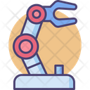 Robot Hand Robot Arm Robotics Arm Icon