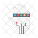 Hand Automatic Robot Icon