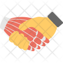 Robot Handshake Technologies Icon