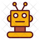 Robot Head Robot Face Robot Icon