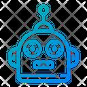 Robot Head Icon