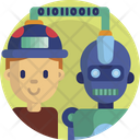 Artificial Intelligence Ai Robot Icon