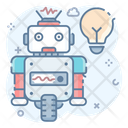 Robot Idea Icon