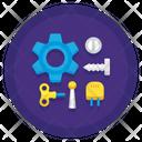 Robot Kit Icon