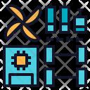 Robot Kit Toy Icon