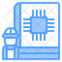 Robot Learning Ai Learning Learning Icon