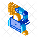 Robot Artificial Intelligence Icon