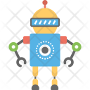 Robot Man Android Icon