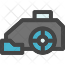 Robot Mower Icon