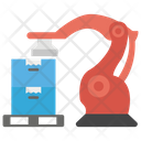 Robot Palletizing System Icon