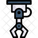 Robot Pick Product Icon