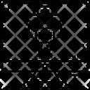 Programming Robotics Artificial Intelligence Icon