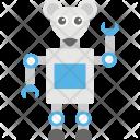 Robot Rat Icon