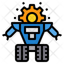 Robot Repair Icon