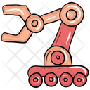 Robot Rover Icon