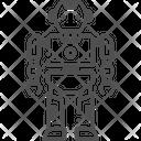 Robot Science Robot Bot Icon
