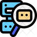 Robot Search Icon