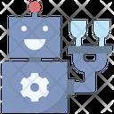 Ai Robot Service Icon