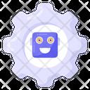 Robot Settings Icon