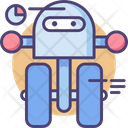 Robot Specifications Specifications Robotics Icon