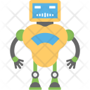 Robot Technology Icon