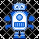 Robot Test Machine Intelligence Intelligent Robot Icon