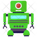 Robot Test Machine Intelligence Intelligent Robot Icon
