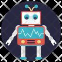 Robot Toy Icon
