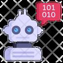 Robot Transformation Icon