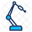 Arm Robot Technology Icon