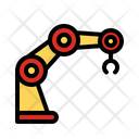Robotic Arm Arm Robot Icon