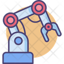 Robotic Arm Arm Robotic Hand Icon