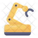 Robotic Arm Industrial Robot Robot Technology Icon