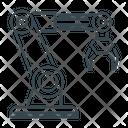Arm Robotic Robotic Arm Icon