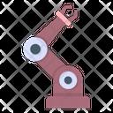 Automation Robotic Arm Hydraulic Arm Icon