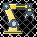 Robotic Arm Industrial Robot Robot Icon