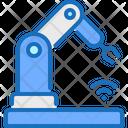 Robot Autonomous Machine Icon
