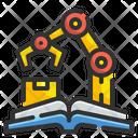 Robotic Arm Robotic Smart Icon