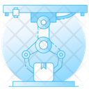 Robotic Automation Icon