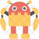 Robotic Crab Crabster Icon