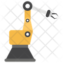 Robotic Crane Industrial Robot Robot Technology Icon