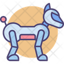 Robotic Dog Robot Dog Dog Icon