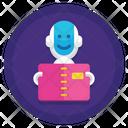 Robotic Education Icon